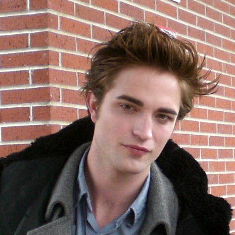 Robert Pattinson on Robert Pattinson 2